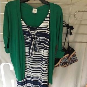 CAbi Dresses - Cabi Knot Dress #5264